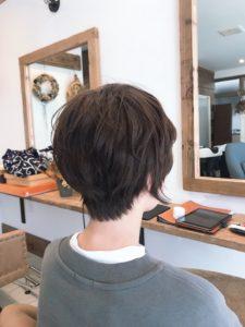 ヘアースタイル、ショートヘア