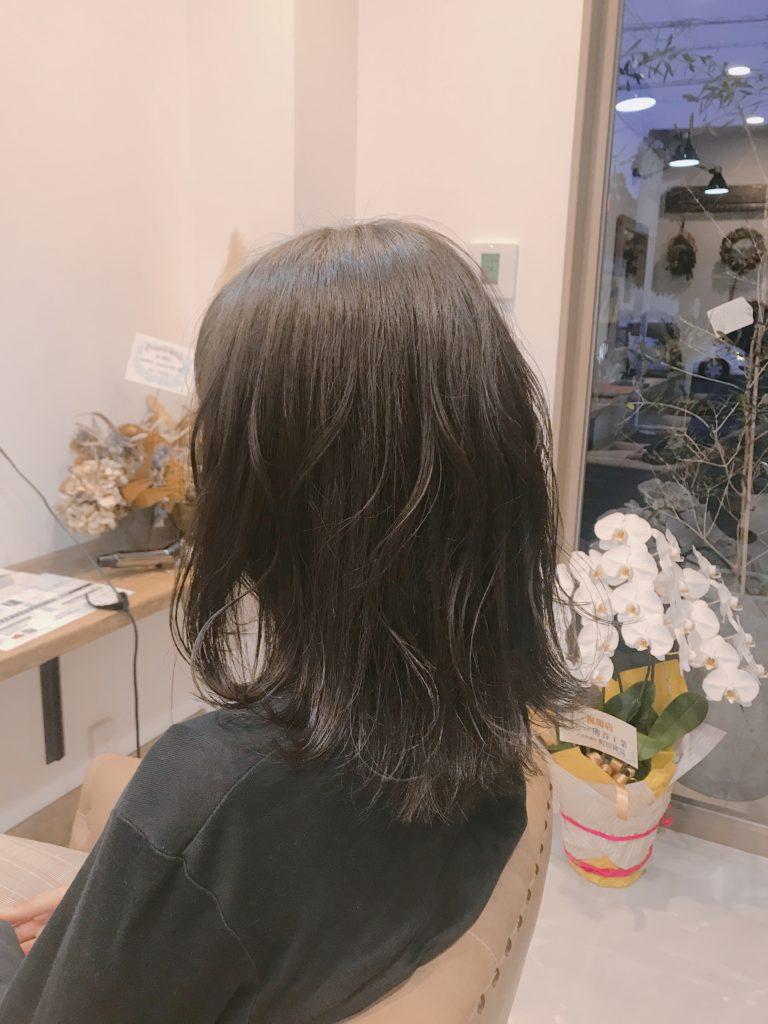髪型写真 ヘアースタイル
