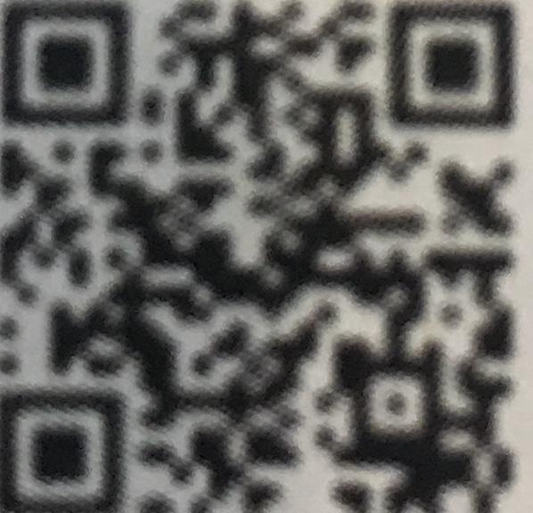 HPのQRコード