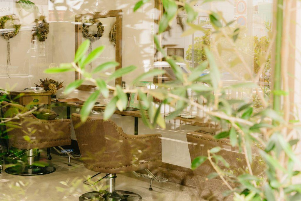 美容室写真